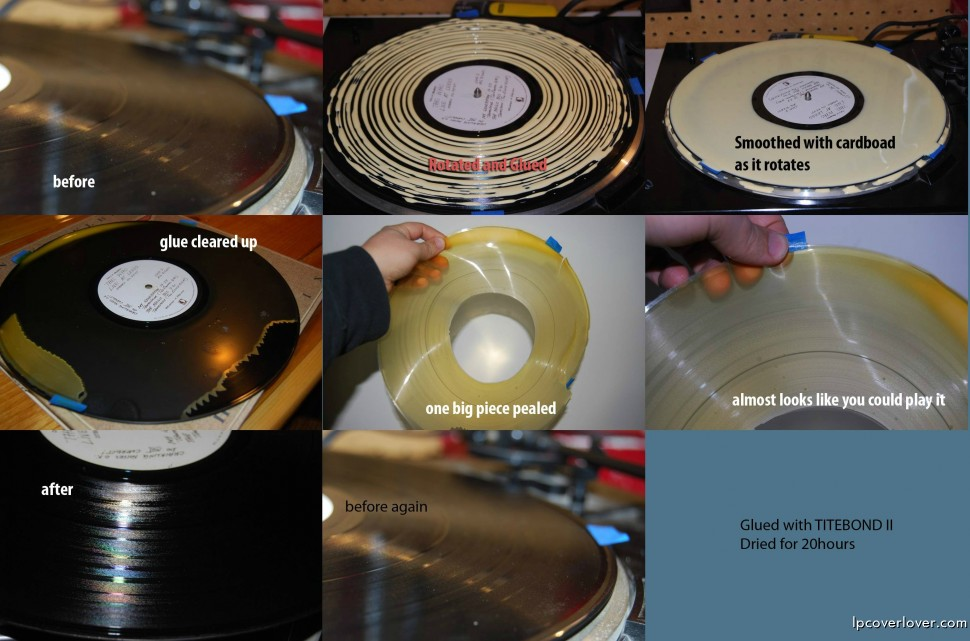 Restoration Tips For Vinyl Records