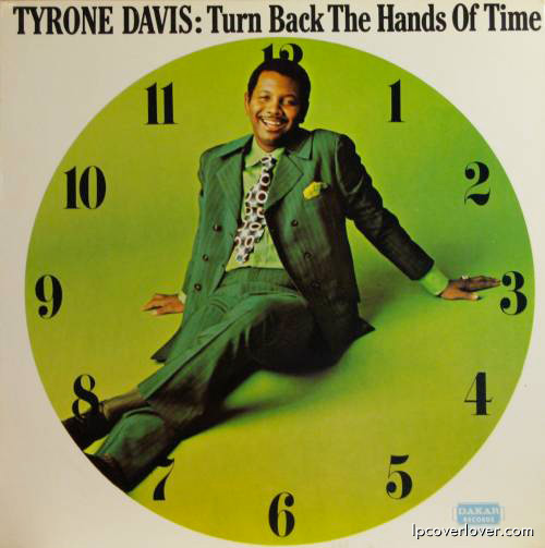 Tyrone Davis Can I Change My Mind