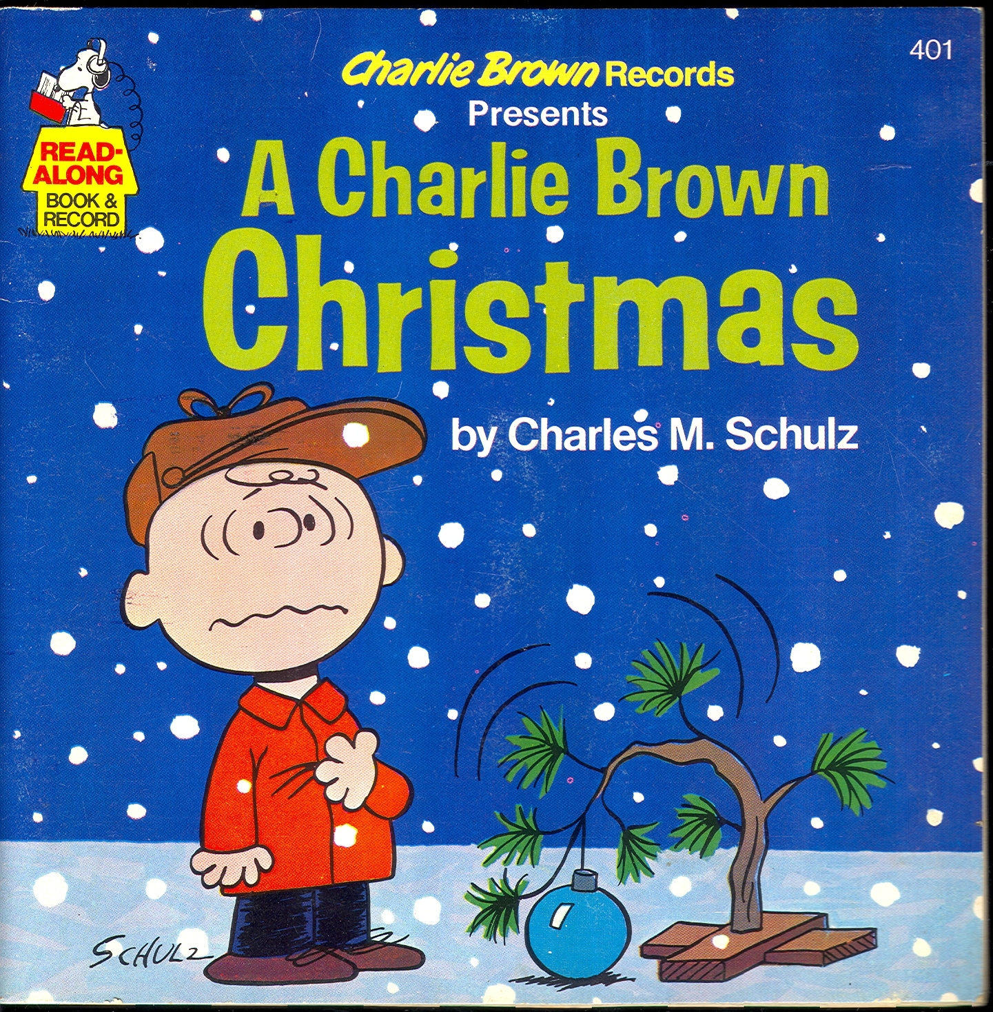 "LPCover Lover | ""That's what Christmas is all about, Charlie Brown!"""