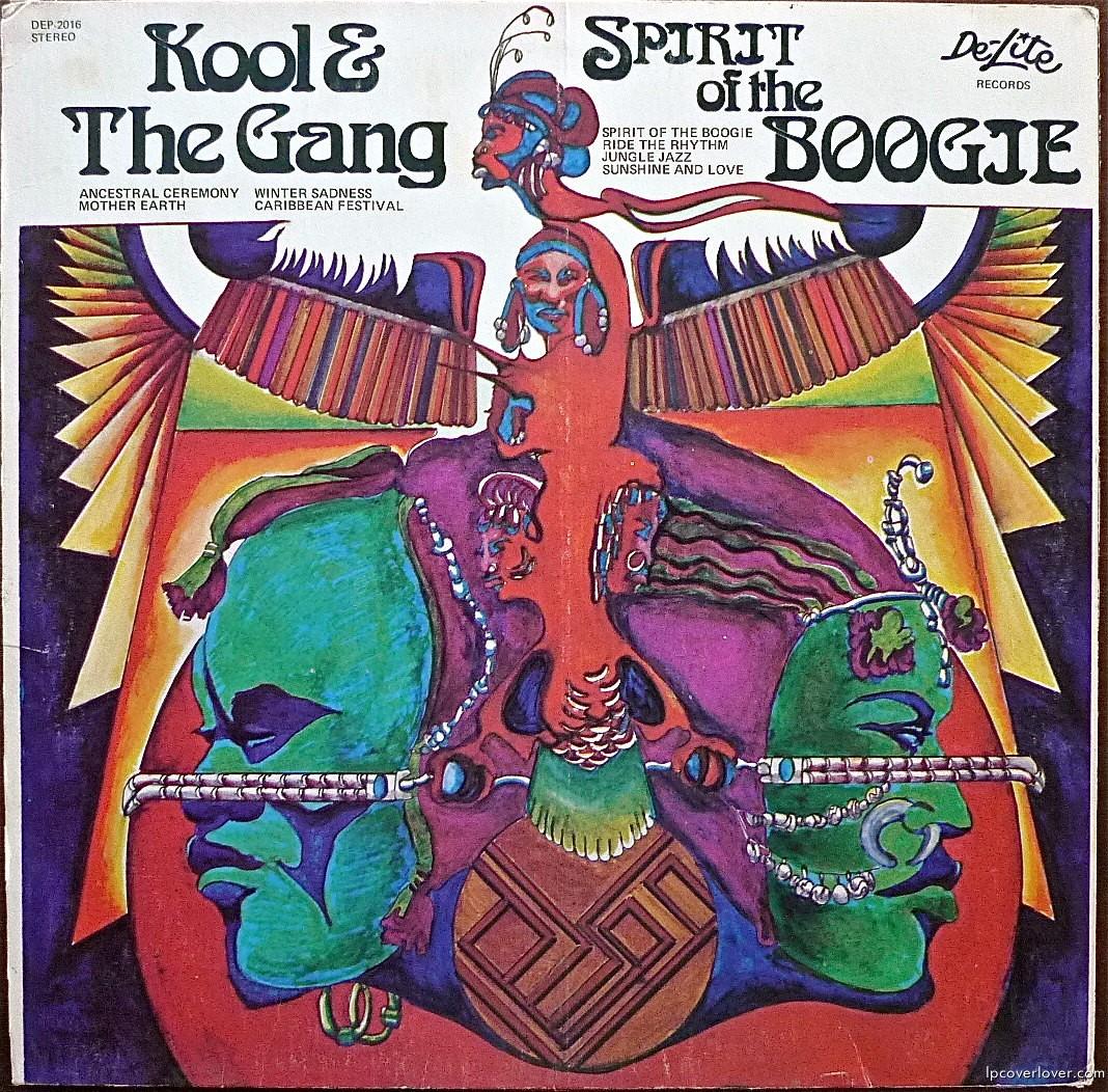 Kool The Gang Boogie WithKool The Gang