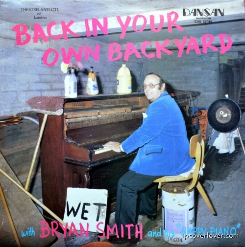BRYAN SMITH - BACK IN YOUR OWN BACK YARD