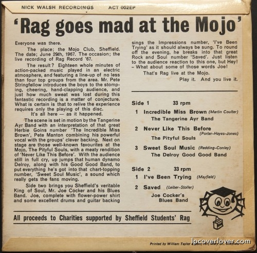 Rag Goes Mad Rear