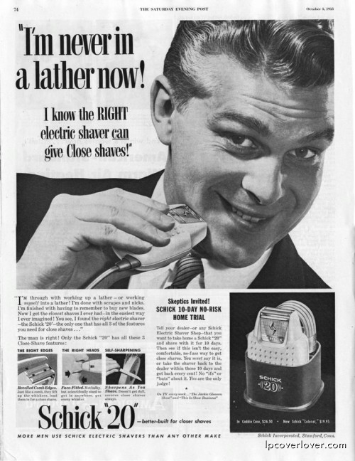 1953Schick_20_electric_shaver_1953_ad
