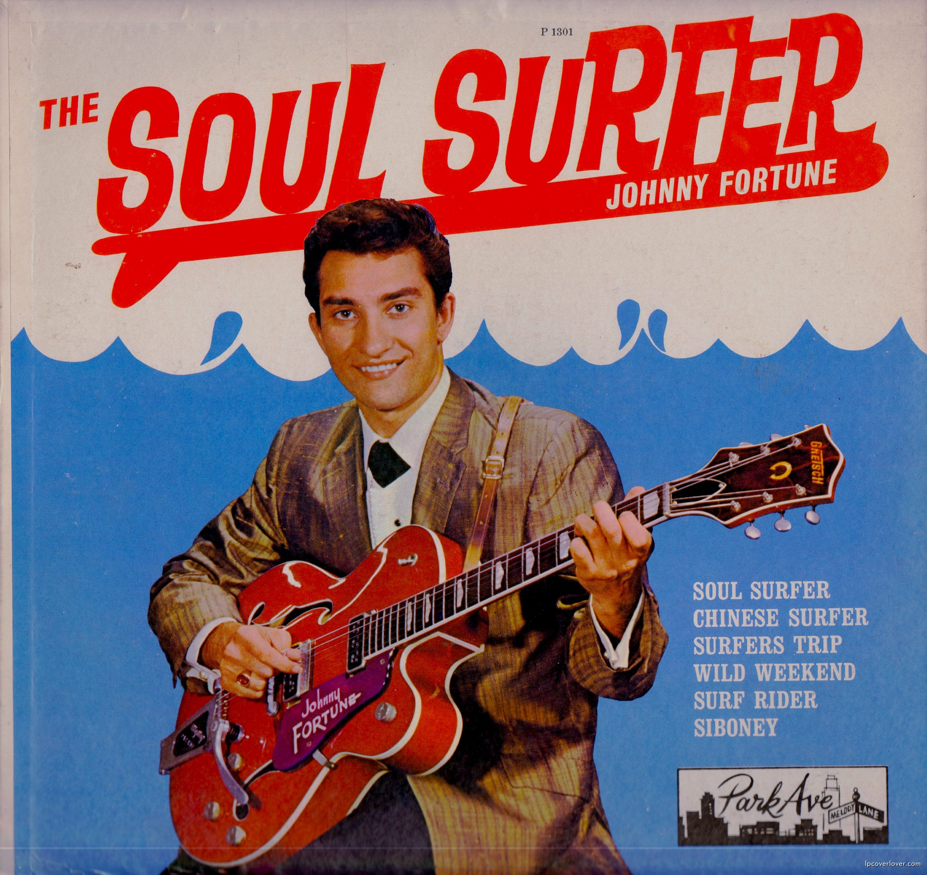 Johnny Fortune - Soul Traveler / Surfers Trip
