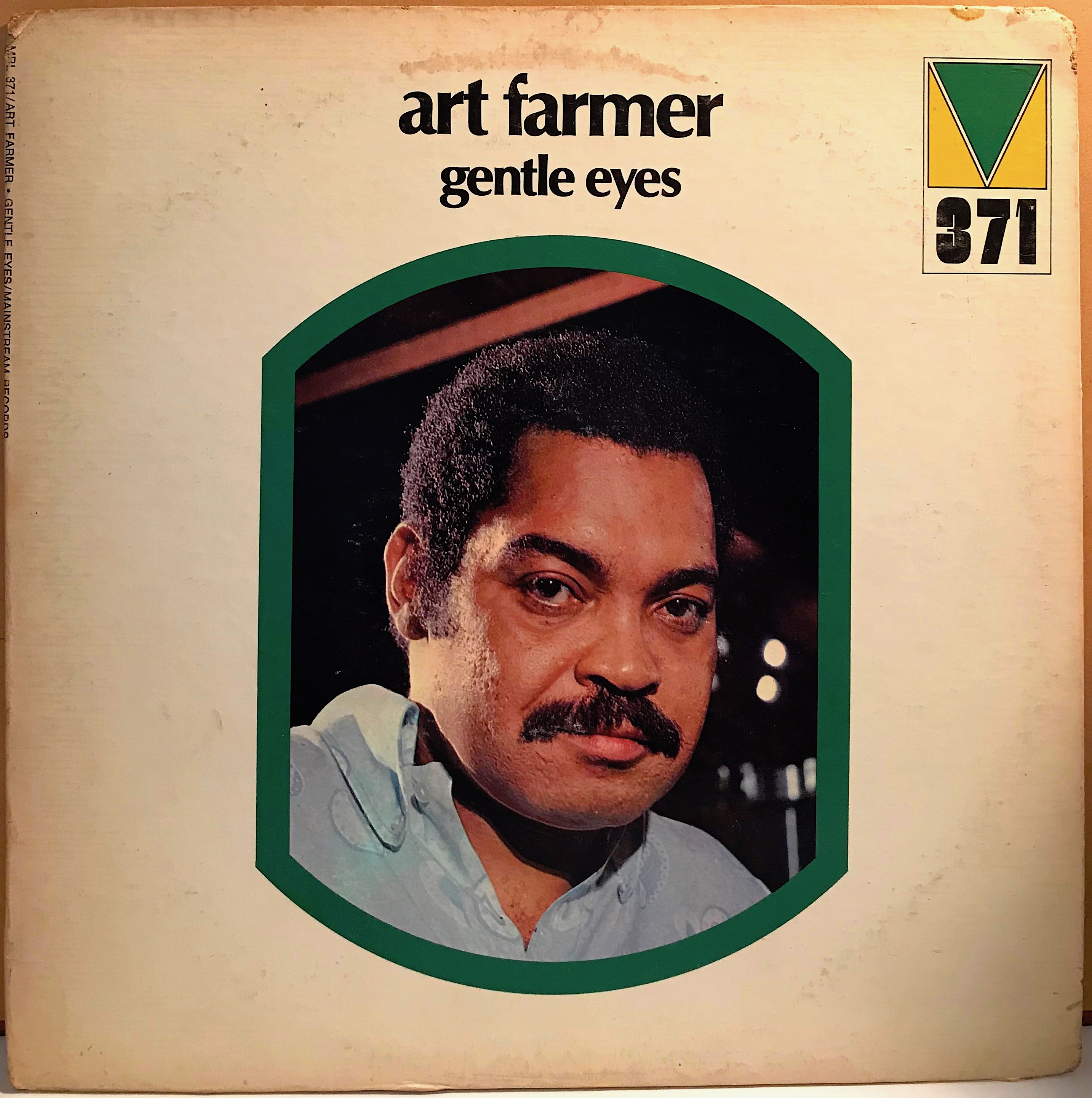 Heres Soul Sides A Funky Jazz Cut From Art Farmers Gentle Eyes 1972 Album On Mainstream This And Many Other Cool Records The LP Cover Lover